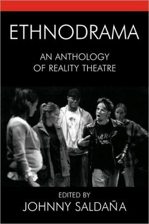 Ethnodrama book written by Johnny Salda-A