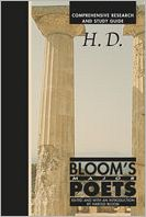 Hilda Doolittle (H. D.) book written by Harold Bloom