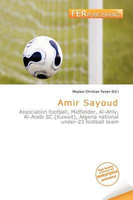 Amir Sayoud written by Waylon Christian Terryn