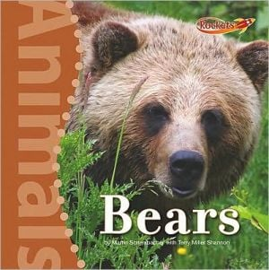 Bears book written by Martin Schwabacher
