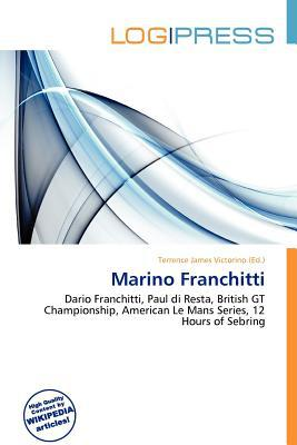 Marino Franchitti written by Terrence James Victorino