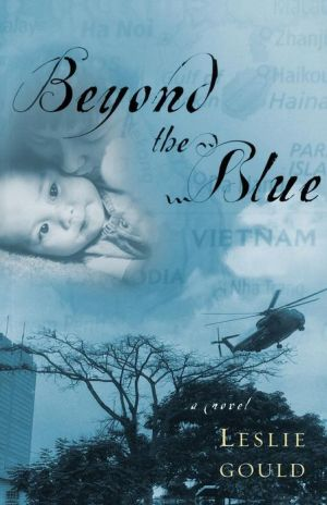 Beyond the Blue book written by Leslie Gould