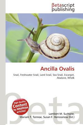 Ancilla Ovalis written by Lambert M. Surhone