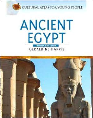 Ancient Egypt book written by Geraldine Harris