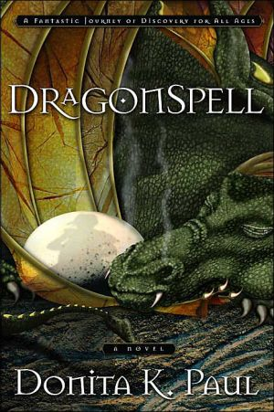 DragonSpell book written by Donita K. Paul