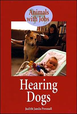 Hearing Dogs book written by Judith Presnall