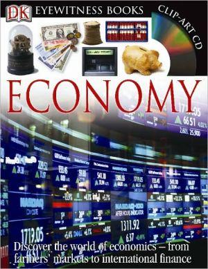 Economy book written by DK Publishing