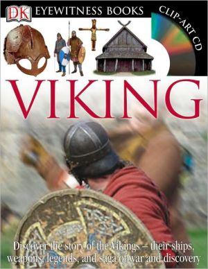 Eyewitness Viking book written by Susan Margeson