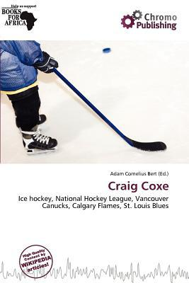 Craig Coxe written by Adam Cornelius Bert