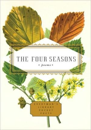 The Four Seasons: Poems written by J. D. McClatchy