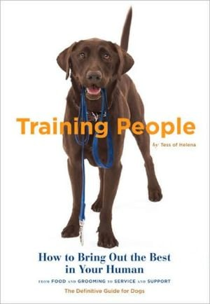 Training People book written by Chronicle Books Staff