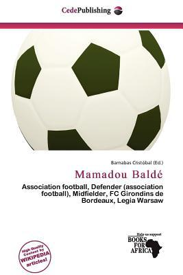 Mamadou Bald written by Barnabas Cristobal
