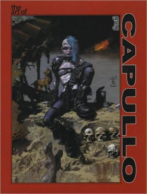 The Art of Greg Capullo book written by Greg Capullo