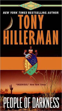 People of Darkness (Joe Leaphorn and Jim Chee Series #4) book written by Tony Hillerman