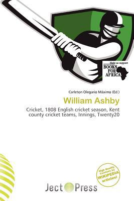 William Ashby written by Carleton Olegario M. Ximo