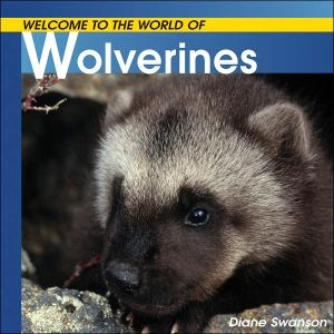 Welcome to the World of Wolverines book written by Diane Swanson