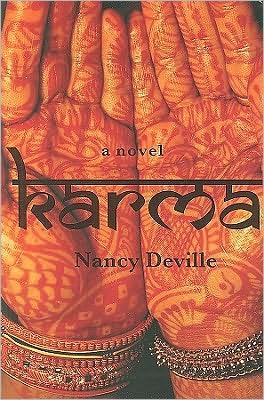 Karma book written by Nancy Deville