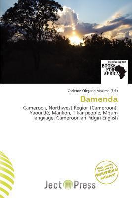 Bamenda written by Carleton Olegario M. Ximo