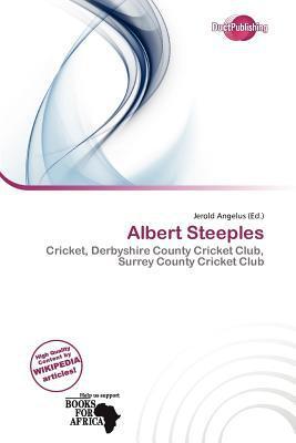 Albert Steeples written by Jerold Angelus