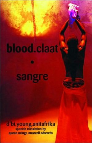 blood.claat book written by Sangre D'bi Young