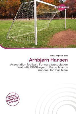 Arnbj RN Hansen written by Jerold Angelus