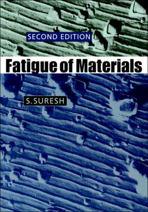 Fatigue of Materials book written by Subra Suresh
