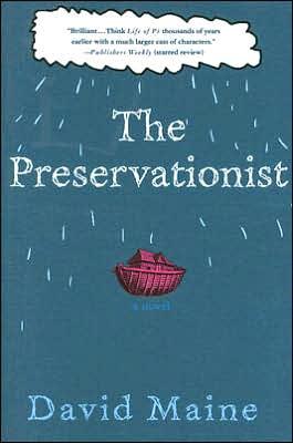 Preservationist book written by David Maine