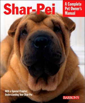 Shar-Pei written by Tanya Ditto