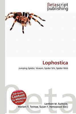 Lophostica written by Lambert M. Surhone