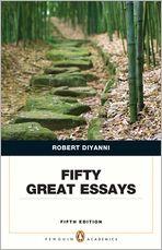 Fifty Great Essays book written by Robert DiYanni