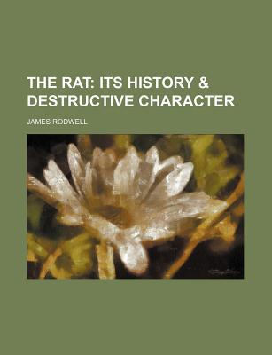 The Rat book written by James Rodwell
