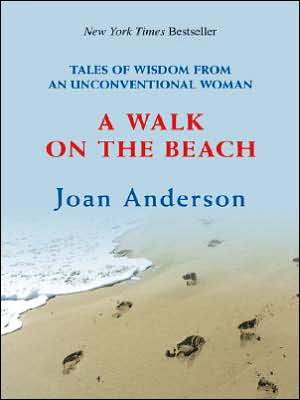 A walk on the beach book written by Joan Anderson