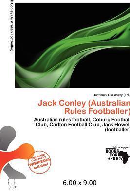 Jack Conley (Australian Rules Footballer) written by Iustinus Tim Avery
