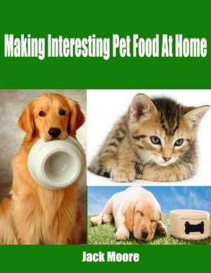 Making Interesting Pet Food At Home written by Jack Moore