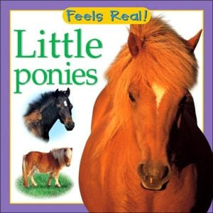 Little Ponies book written by Christiane Gunzi