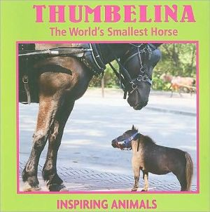 Thumbelina book written by Annalise Bekkering