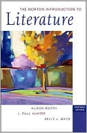 The Norton Introduction to Literature written by Alison Booth
