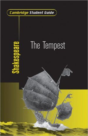 Cambridge Student Guide to The Tempest book written by Rex Gibson