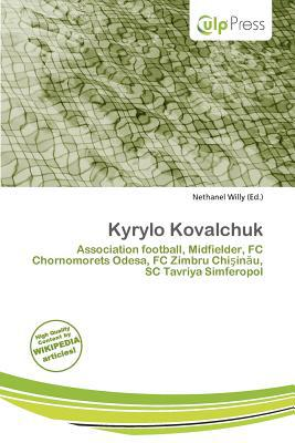 Kyrylo Kovalchuk written by Nethanel Willy