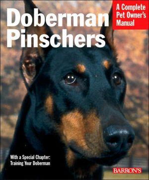 Doberman Pinschers book written by Raymond Gudas