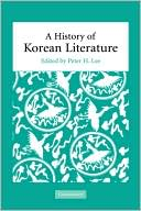 History of Korean Literature book written by Peter H. Lee