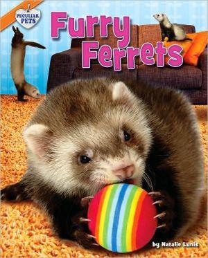 Furry Ferrets book written by Natalie Lunis