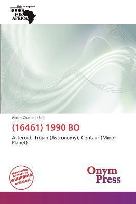 (16461) 1990 Bo written by Aeron Charline