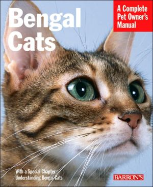 Bengal Cats book written by Dan Rice DVM