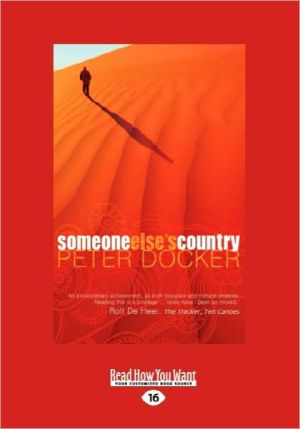 Someone Else's Country book written by Peter Docker
