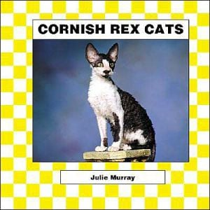 Cornish Rex Cats book written by Abdo Publishing