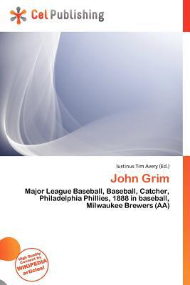 John Grim written by Iustinus Tim Avery