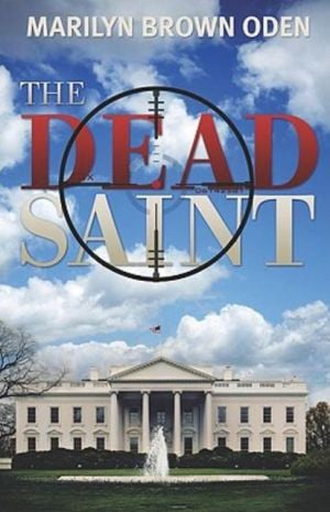 The Dead Saint book written by Oden Marilyn Brown