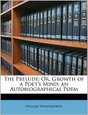 The Prelude book written by William Wordsworth