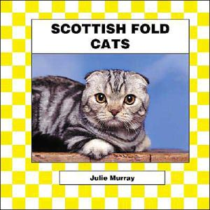 Scottish Fold Cats book written by Abdo Publishing